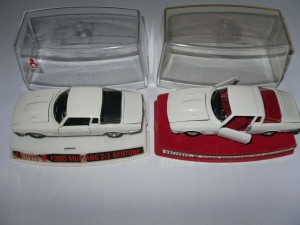 Politoys M 549 Ford Mustang Bianche by Dottore