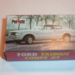 RJ 20 Ford Taunus Coupe GT Box