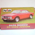 RJ 45 Alfa Romeo Junior GT 1300 box